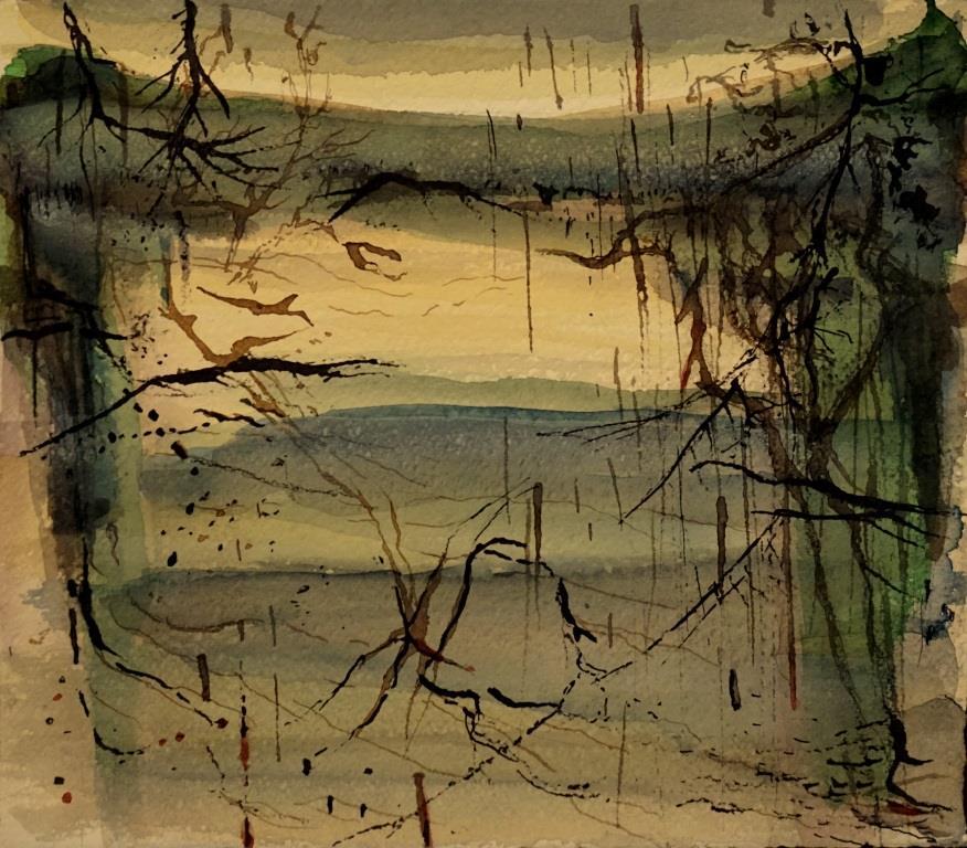 carita-savolainen-salt-rain-v-watercolor-ink-on-paper-25cm-x-25cm-2020-c