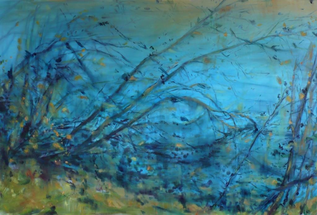 carita-savolainen-the-song-of-the-trees-ix-oil-80cm-x-120cm-2015-copie