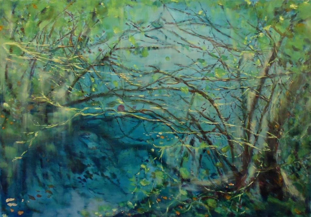 carita-savolainen-the-song-of-the-trees-v-oil-on-canvas-140cm-x-975cm-2015