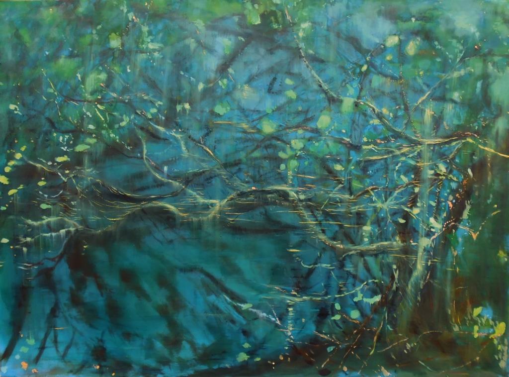 carita-savolainen-the-song-of-the-trees-vii-oil-110cm-x-81cm-2015