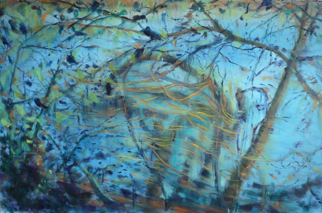 carita-savolainen-the-song-of-the-trees-x-oil-80cm-x-120cm-2015-copie