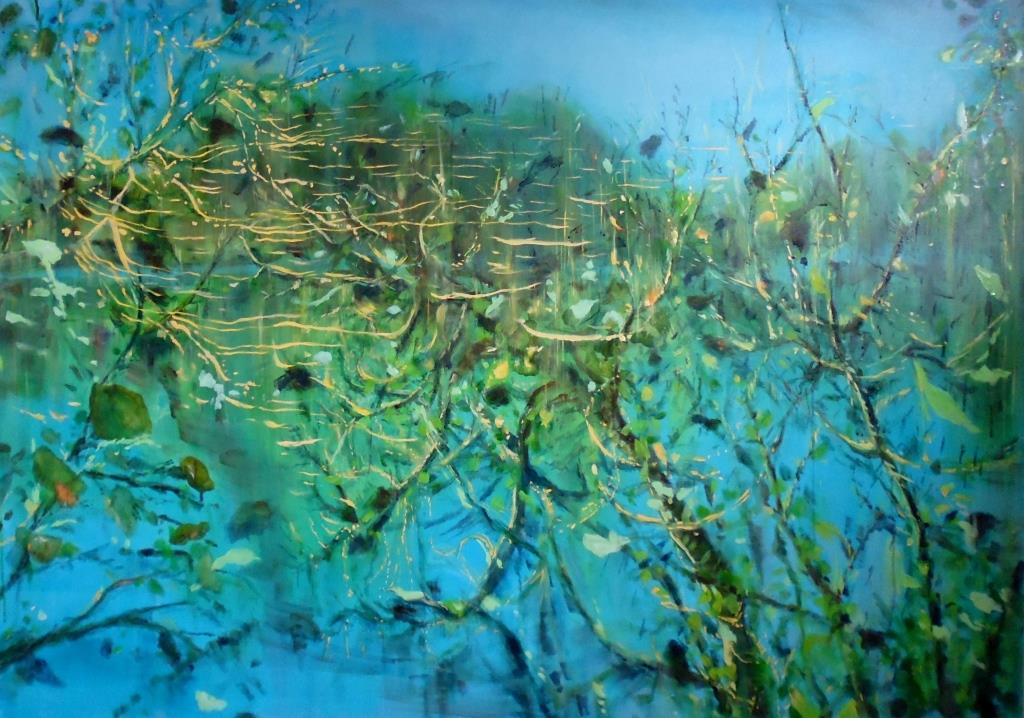 the-song-of-the-trees-vIII-oil-on-canvas-100cm-x-140cm-2015-carita-savolainen