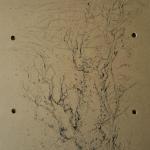 carita-savolainen-the-tree-i-4-30cm-x-40cm-ink-on-wood-2015-copie