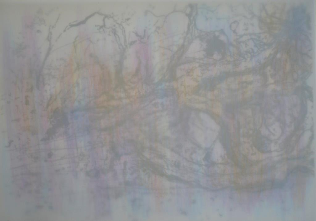 carita-savolainen-outre-chene-2-drawing-mixed-media-30cm-x-21cm-2019