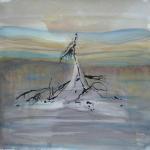 carita-savolainen-landscape-is-singing-iv-watercolor-and-ink-20cm-x-20cm-2018